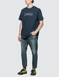 Denim By Vanquish And Fragment Denimby T Shirt Blue