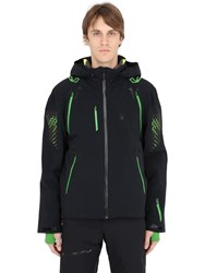 Spyder Pinnacle Waterproof Nylon Ski Jacket