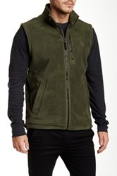 Timberland Bellamy Fleece Vest Green