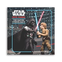 Chronicle Books Star Wars Epic Yarns The Empire Strikes Back Book