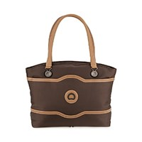 Delsey Chatelet Soft Ladies Tote Chocolate