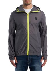 Bench Packaway Lightweight Jacket Smoked Pearl