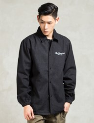 The Hundreds Black Bennett Jacket