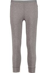 Theory Cleannly Stretch Jersey Track Pants
