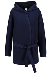 Bench Cover Up Cardigan Maritime Blue Dark Blue