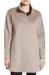 Fleurette Women's Wool Car Coat