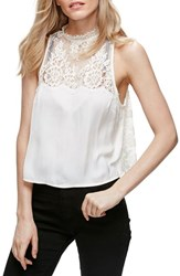 Free People Women's Tied To You Camisole Cream