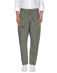 Levi's Made And Craftedtm Trousers Casual Trousers Men Dark Green