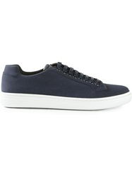 Church's Lace Up Sneakers Blue