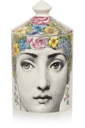 Fornasetti Flora Scented Candle Colorless