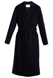 Selected Femme Sfvanja Classic Coat Dark Navy Dark Blue