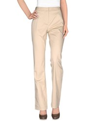 Tommy Hilfiger Trousers Casual Trousers Women Beige
