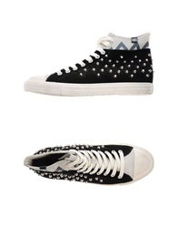 Forfex High Tops And Trainers Black