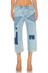 Marc By Marc Jacobs Big Jean Patch On Patch