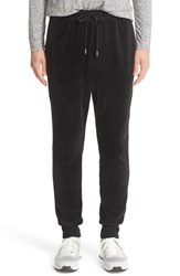 Atm Anthony Thomas Melillo Men's Velour Jogger Pants