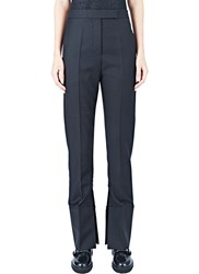 J.W.Anderson J.W. Anderson French Cuff Suit Pants Black