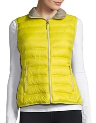Marc New York Packable Down Vest Green