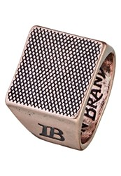 Icon Brand Luxury Ring Coppercoloured