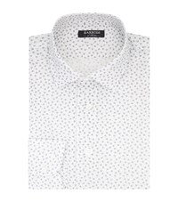 Harrods Cotton Palm Printed Shirt White