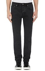 Ksubi Men's Rocky Drop Rise Jeans Black