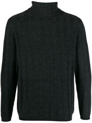 N.Peal Ribbed Roll Neck Jumper 60