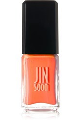 Jinsoon Chris Riggs Graffiti Art Nail Polish Collection Hope Orange