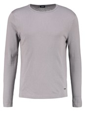 Joop Linos Jumper Light Grey