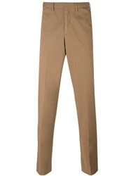 Joseph Slim Fit Chinos Nude And Neutrals
