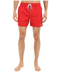 2Xist Hampton Salsa Red Men's Swimwear