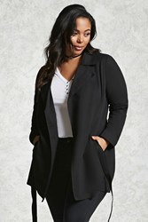 Forever 21 Plus Size Belted Trench Coat