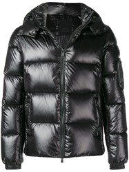 Tatras Hooded Padded Jacket Black