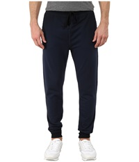 Converse Black Wash French Terry Pants Blue Men's Casual Pants