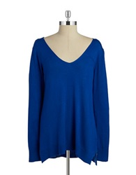 Splendid Knit V Neck Sweater Marina