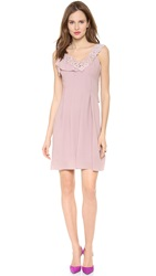 Nina Ricci Sleeveless Dress Rose Mauve