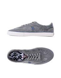 U.S. Polo Assn. U.S.Polo Footwear Low Tops And Sneakers Grey