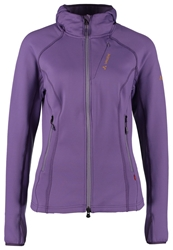 Vaude Basodino Soft Shell Jacket Dusty Violet Lilac