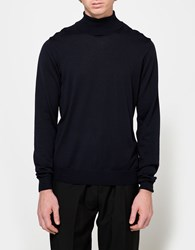 Editions M.R. Turtleneck Sweater Navy
