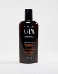 American Crew Anti Hair Loss Shampoo 250Ml Anti Hair Loss Clear