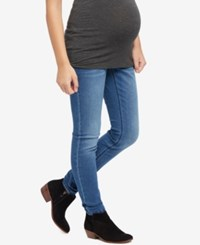 Motherhood Maternity Medium Wash Skinny Jeans