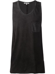 Cotton Citizen 'The Jagger' Tank Top Black