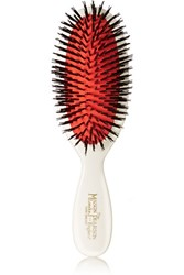 Mason Pearson Pocket All Boar Bristle Hairbrush Ivory