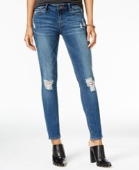 Lucky Brand Lolita Skinny Highway Blue Wash Jeans
