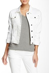 Genetic Denim Mia Denim Jacket White