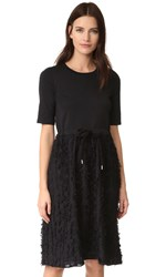 See By Chloe Embellished Dress Black