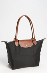 Longchamp 'Small Le Pliage' Shoulder Bag Black