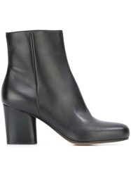 Maison Martin Margiela Tapered Heel Ankle Boots Black
