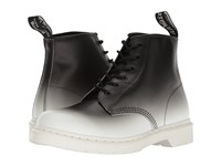 Dr. Martens 101 White Black Fade Out Backhand Men's Boots