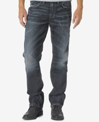 Silver Jeans Co. Siver Men's Grayson Straight Fit Indigo