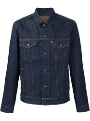 Levi's Classic Denim Jacket Blue