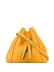 Mulberry Small Millie Shoulder Bag Yellow